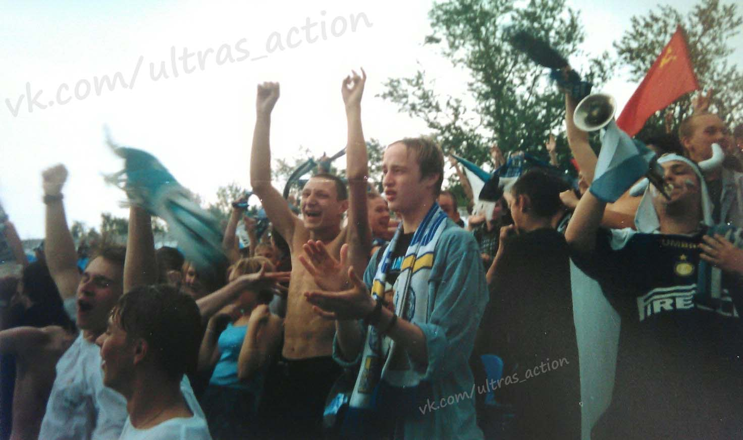 vk.com ultras action