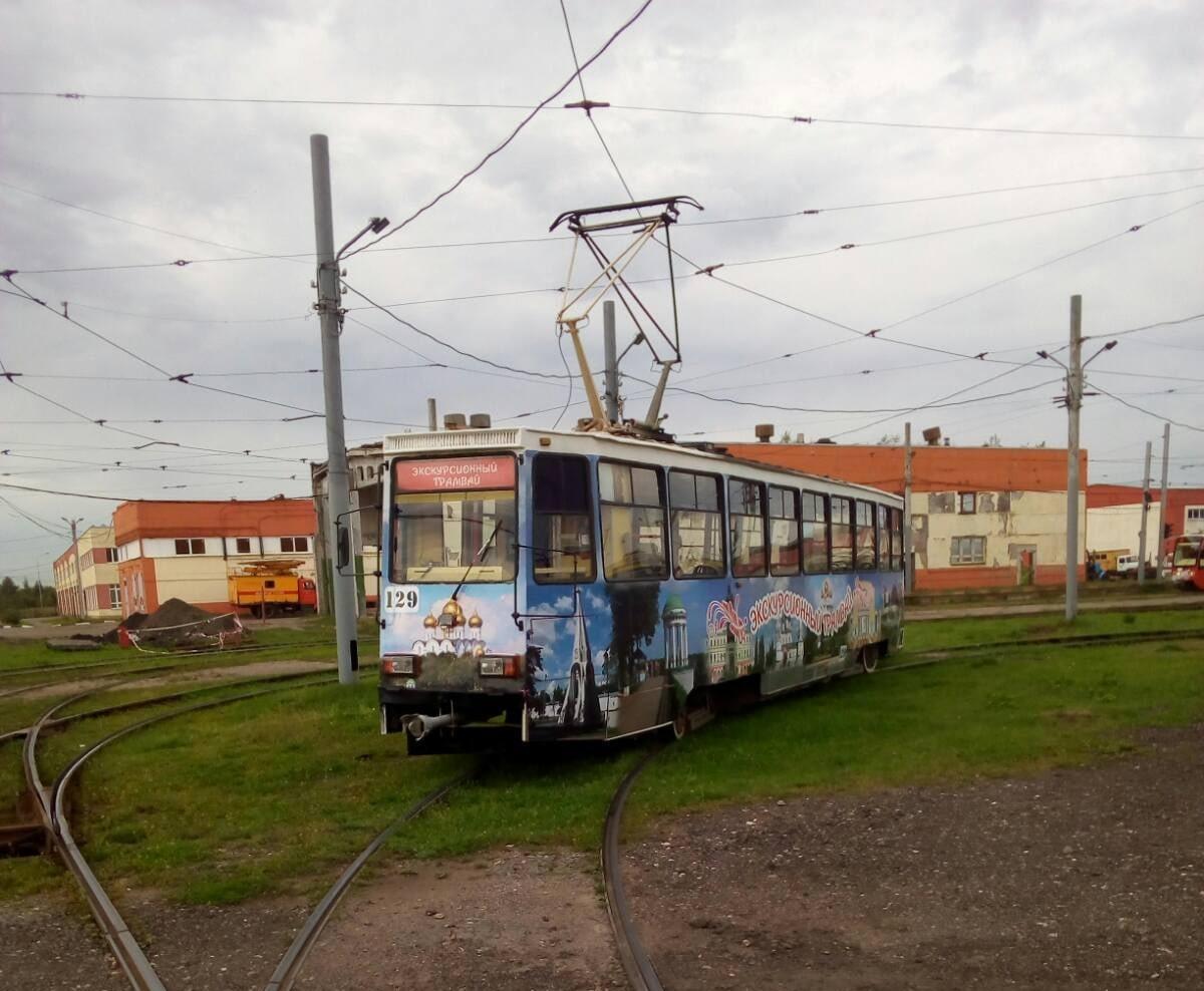 ярославские трамваи фото вагонов элементов крепления