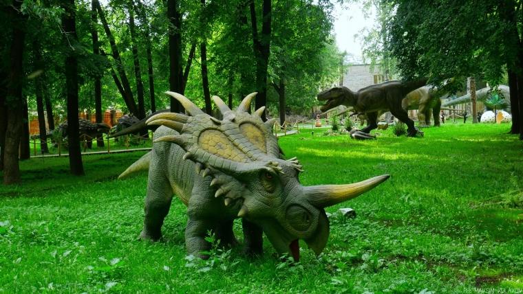 Парк динозавров «Тайны мира» в Ярославле: почему здесь стоит побывать каждому ребёнку