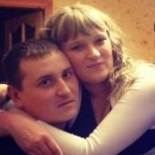 Вероника и Сергей Трушины