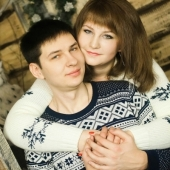Ксения и Станислав Щевелевы